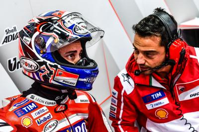Dovizioso's Geheimwaffen: Mentales vs. physisches Training