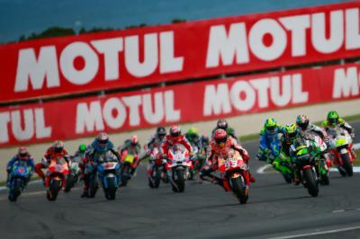 #StatAttack: MotoGP™ Down Under