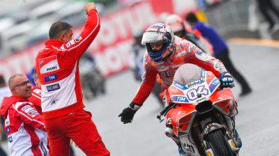 'DesmoDovi': numbers on Ducati's dark horse for the title