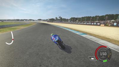 『MotoGP™ eSport Championship』~アンドレア・イアンノーネのデモラップ