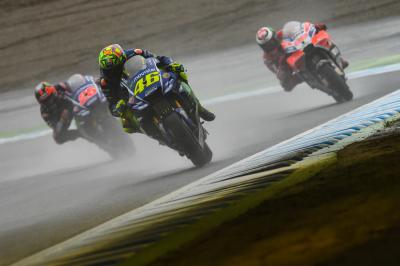 Entscheidungen der Grand Prix Commission in Motegi