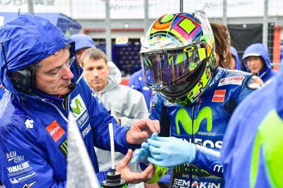 """Rossi: """"Sono positivo"""""""