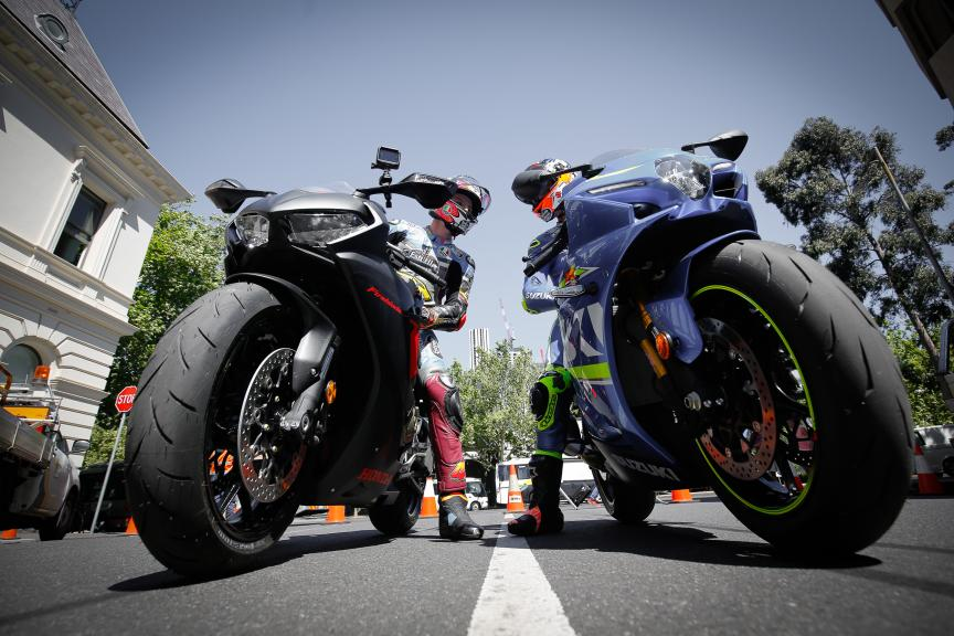 Pre-Event, Michelin® Australian Motorcycle Grand Prix