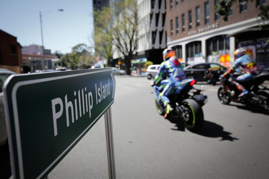 Pre-Event, Michelin® Australian Motorcycle Grand Prix