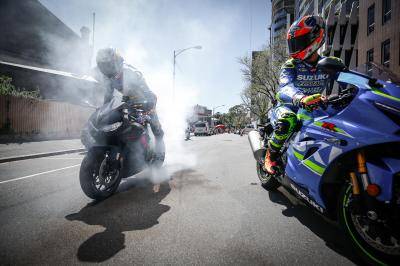 Take no prisoners: Rins & Miller break out of Melbourne Gaol