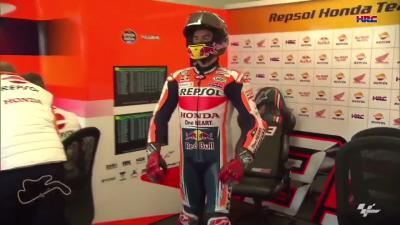 .@marcmarquez93 & @26_DaniPedrosa speak about Phillip Island circuit!