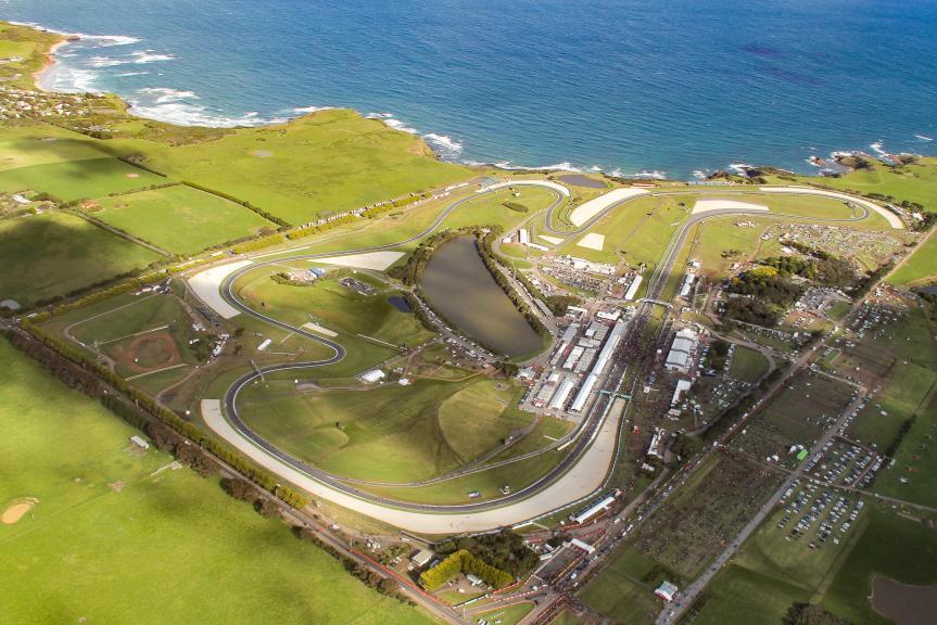 Michelin® Australian Motorcycle Grand Prix