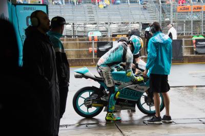 Mir, Champion du Monde Moto3™ à Phillip Island si…
