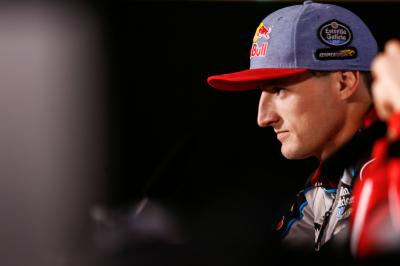 Miller über seine Rückkehr ins Paddock nach seiner Verletzung