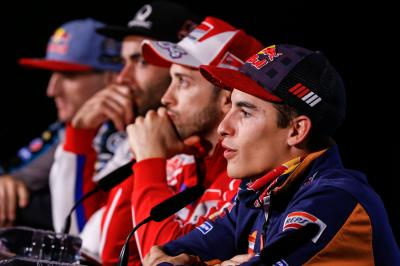 Márquez - Dovizioso: Le match de toute une saison