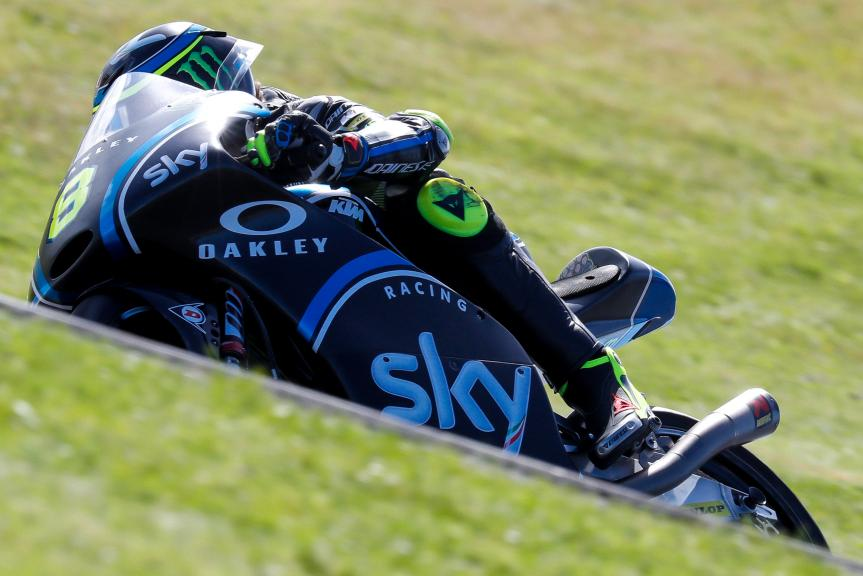 Nicolo Bulega, Sky Racing Team VR46, Michelin® Australian Motorcycle Grand Prix