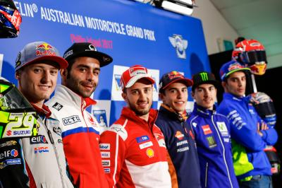 Talk on the title fight: 'We'll try to the last corner'