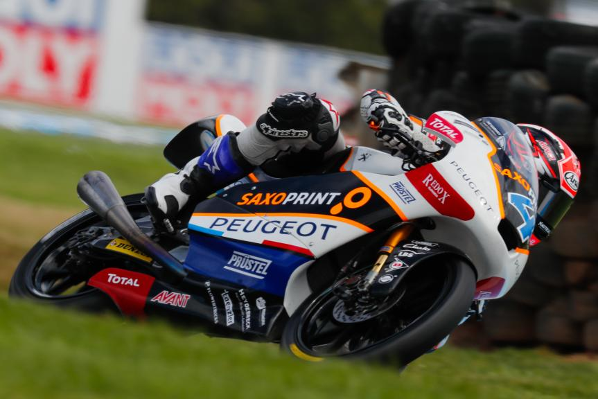Patrik Pulkkinen, Peugeot MC Saxoprint, Michelin® Australian Motorcycle Grand Prix