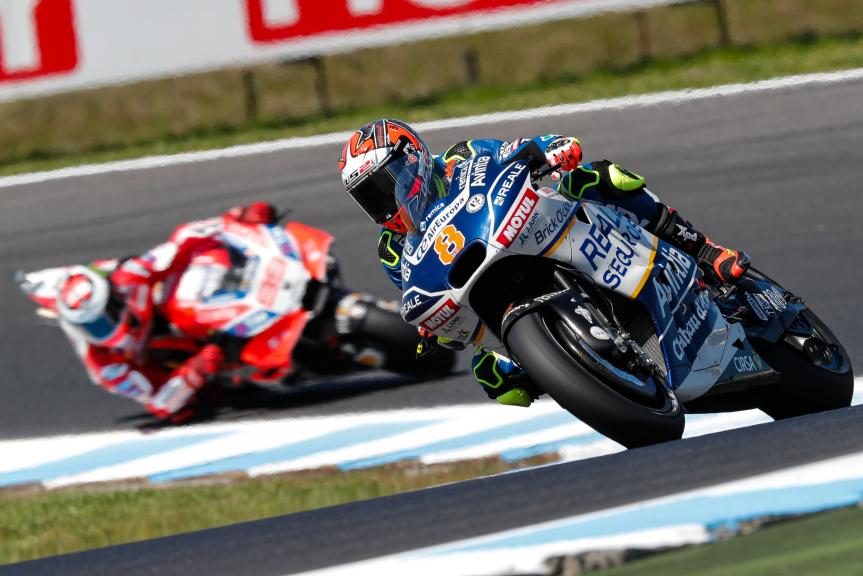 Hector Barbera, Reale Avintia Racing, Michelin® Australian Motorcycle Grand Prix