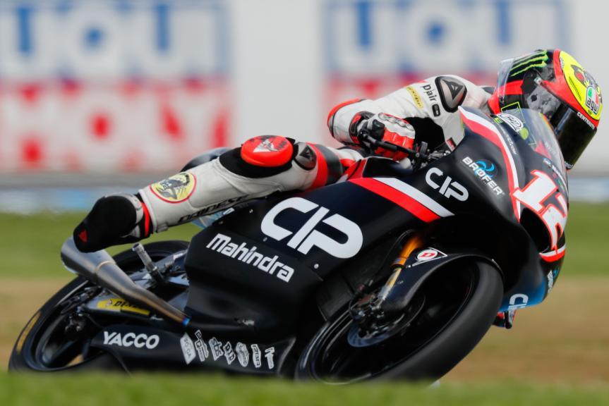 Marco Bezzecchi, CIP, Michelin® Australian Motorcycle Grand Prix
