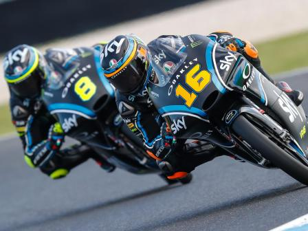 Moto3, FP, Michelin® Australian Motorcycle Grand Prix