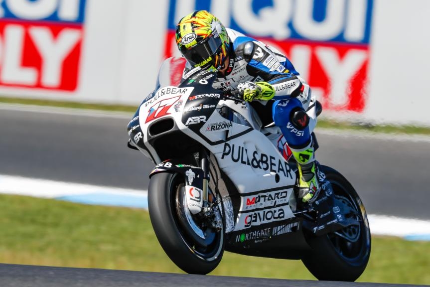 Karel Abraham, Pull&Bear Aspar Team, Michelin® Australian Motorcycle Grand Prix
