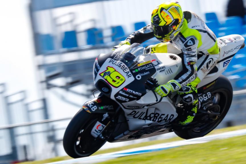 Alvaro Bautista, Pull&Bear Aspar Team, Michelin® Australian Motorcycle Grand Prix
