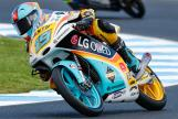 Gabriel Rodrigo, RBA BOE Racing Team, Michelin® Australian Motorcycle Grand Prix