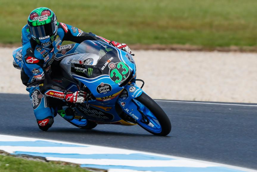 Enea bastianini, Estrella Galicia 0,0, Michelin® Australian Motorcycle Grand Prix