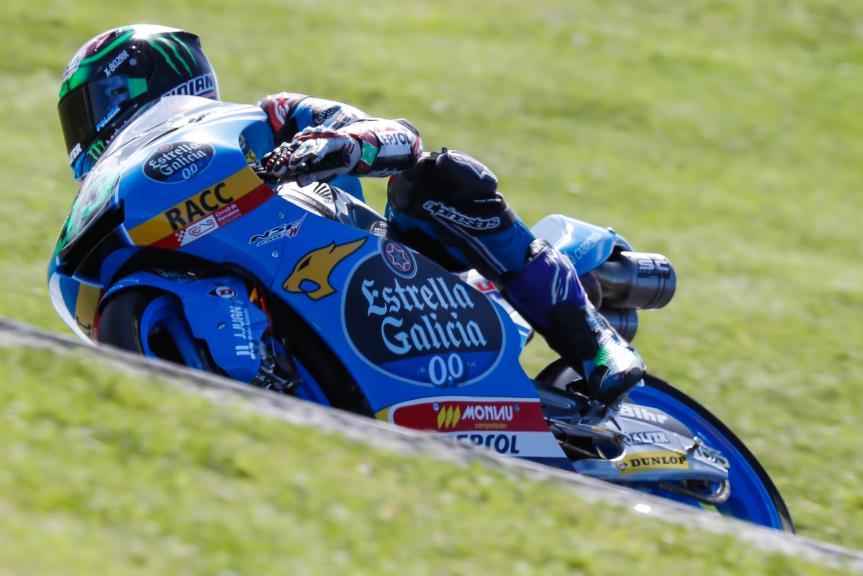 Enea bastianini, Estrella Galicia 0,0, Michelin® Australian Motorcycle Grand Prix