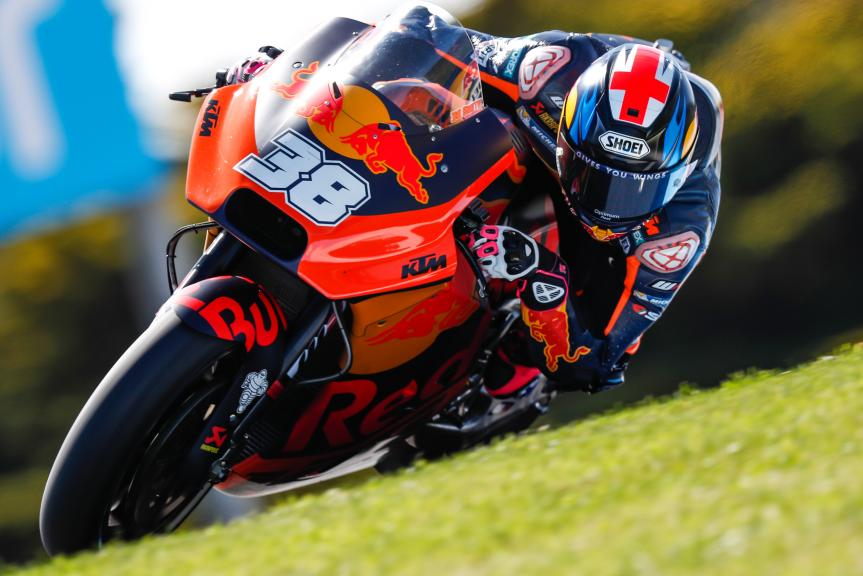 Bradley Smith, Red Bull KTM Factory Racing, Michelin® Australian Motorcycle Grand Prix