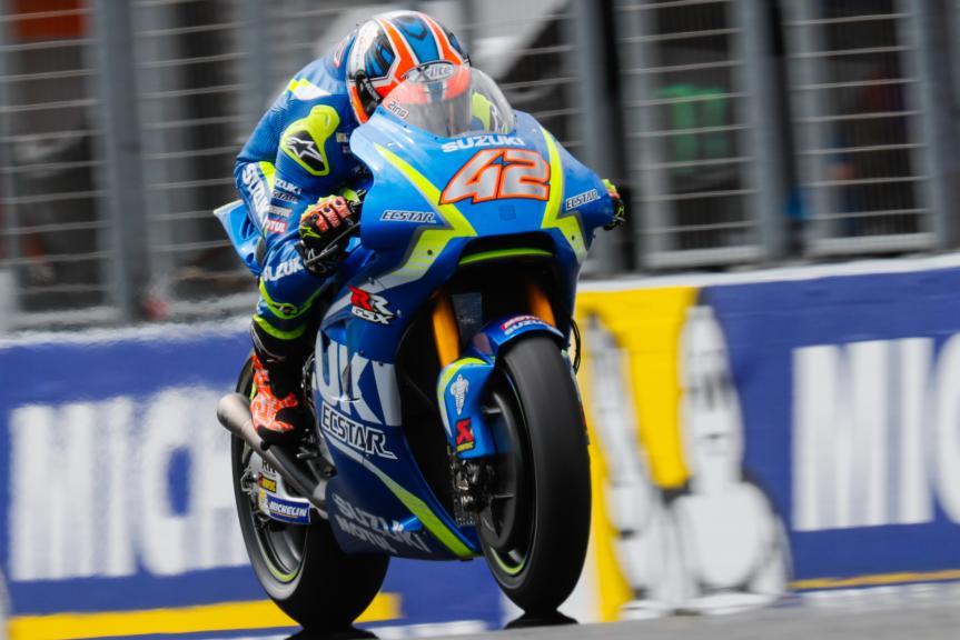 Alex Rins, Team Suzuki Ecstar, Michelin® Australian Motorcycle Grand Prix