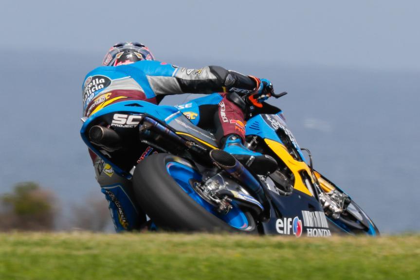 Jack Miller, EG 0,0 Marc VDS, Michelin® Australian Motorcycle Grand Prix