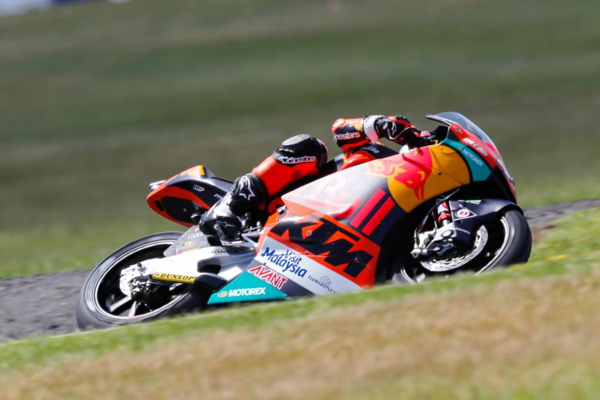 Miguel Oliveira, Red Bull KTM Ajo, Michelin® Australian Motorcycle Grand Prix
