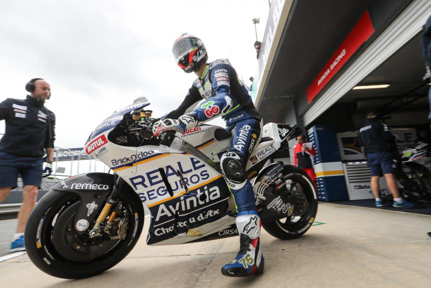 Loris Baz, Reale Avintia Racing, Michelin® Australian Motorcycle Grand Prix
