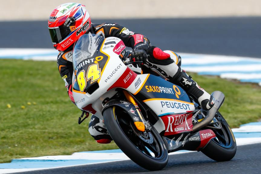Jakub Kornfeil, Peugeot MC Saxoprint, Michelin® Australian Motorcycle Grand Prix