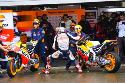 Marquez and his flag-to-flag dominance in MotoGP™