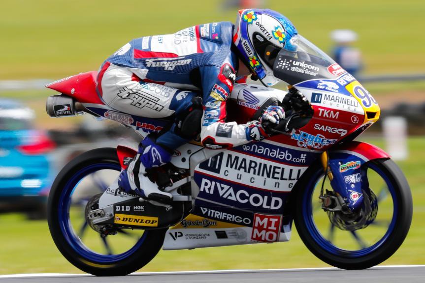 Jules Danilo, Marinelli Rivacold Snipers, Michelin® Australian Motorcycle Grand Prix