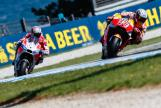 Andrea Dovizioso, Marc Marquez, Michelin® Australian Motorcycle Grand Prix