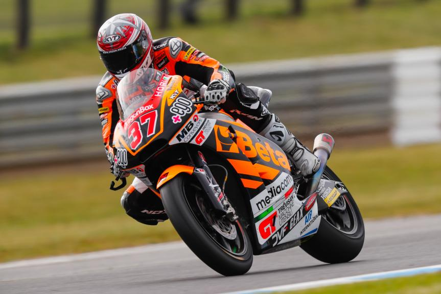 Augusto Fernandez, Speed Up Racing, Michelin® Australian Motorcycle Grand Prix