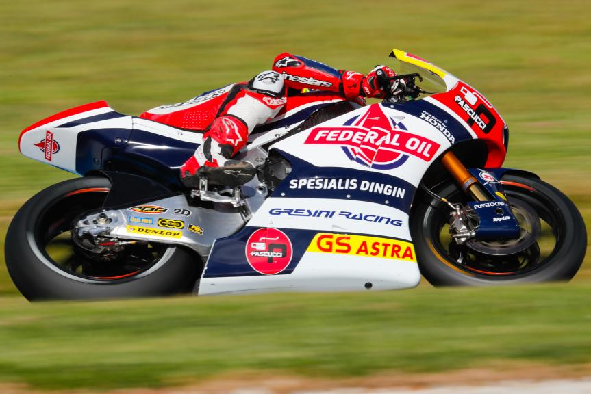 Jorge Navarro, Federal Oil Gresini Moto2, Michelin® Australian Motorcycle Grand Prix