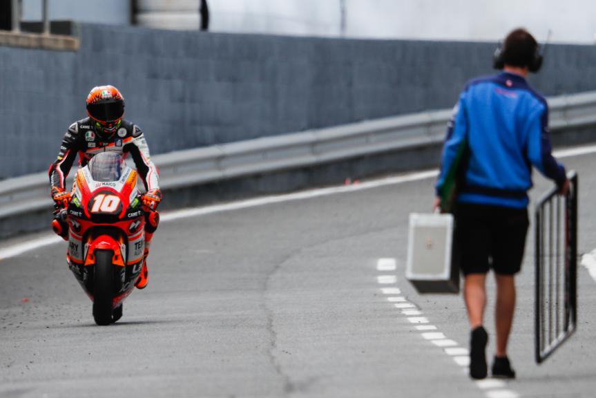 Luca Marini, Forward Racing Team, Michelin® Australian Motorcycle Grand Prix