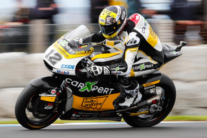 Thomas Luthi, Carxpert Interwetten, Michelin® Australian Motorcycle Grand Prix