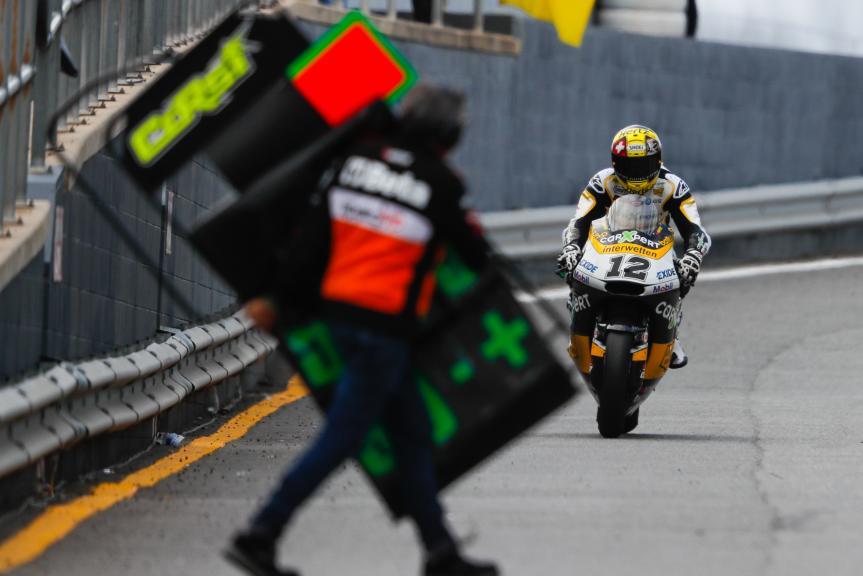Thomas Luthi, Carxpert Interwetten, Michelin® Australian Motorcycle Grand Prix