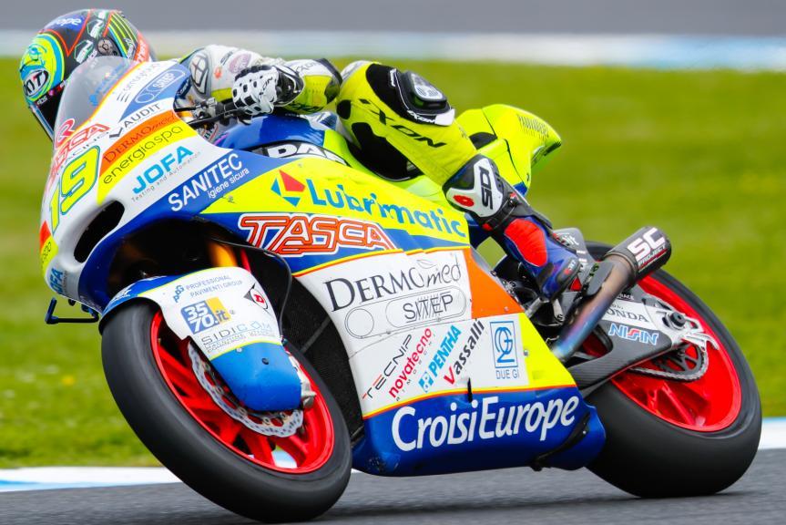 Xavier Simeon, Tasca Racing Scuderia Moto2, Michelin® Australian Motorcycle Grand Prix