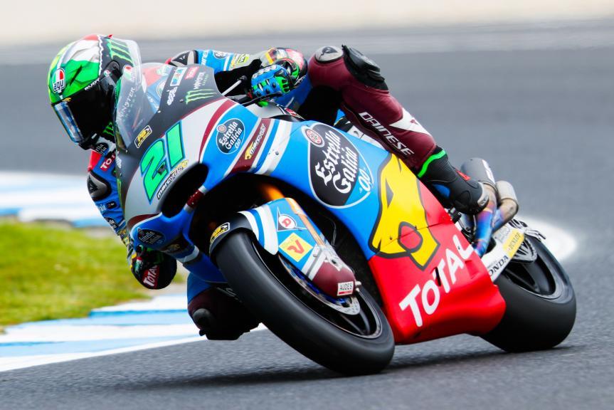 Franco Morbidelli, EG 0,0 Marc VDS, Michelin® Australian Motorcycle Grand Prix