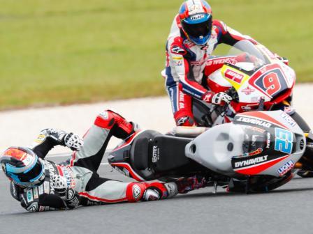 Moto2, Free Practice, Michelin® Australian Motorcycle Grand