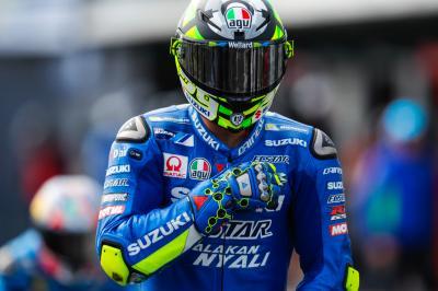 Iannone e Suzuki tornano in alto