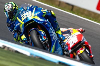 #AustralianGP: MotoGP™ Sunday Guide