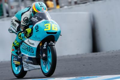 Mir marches on in FP3