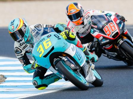 Moto3, FP, Michelin® Australian Motorcycle Grand Prix