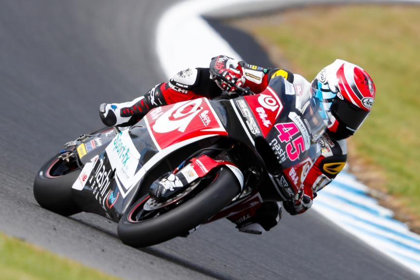 Tetsuta Nagashima, Teluru SAG Team, Michelin® Australian Motorcycle Grand Prix