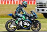 Stefano Manzi, Sky Racing Team VR46, Michelin® Australian Motorcycle Grand Prix