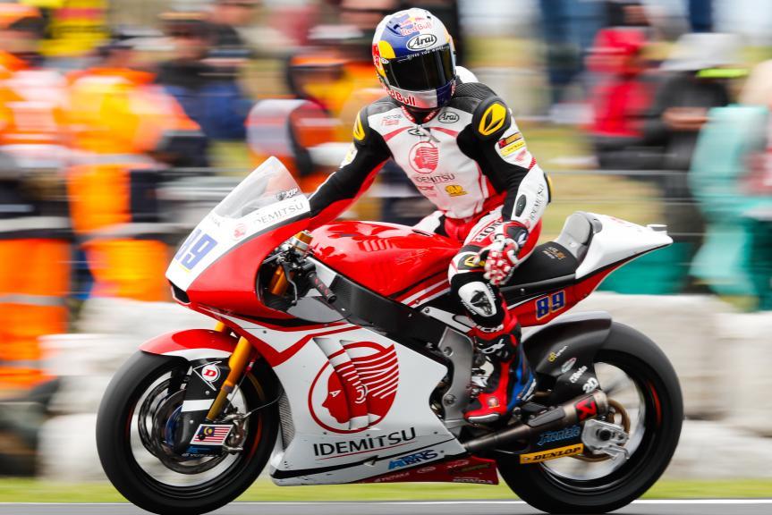 Khairul Idham Pawi, Idemitsu Honda Team Asia, Michelin® Australian Motorcycle Grand Prix