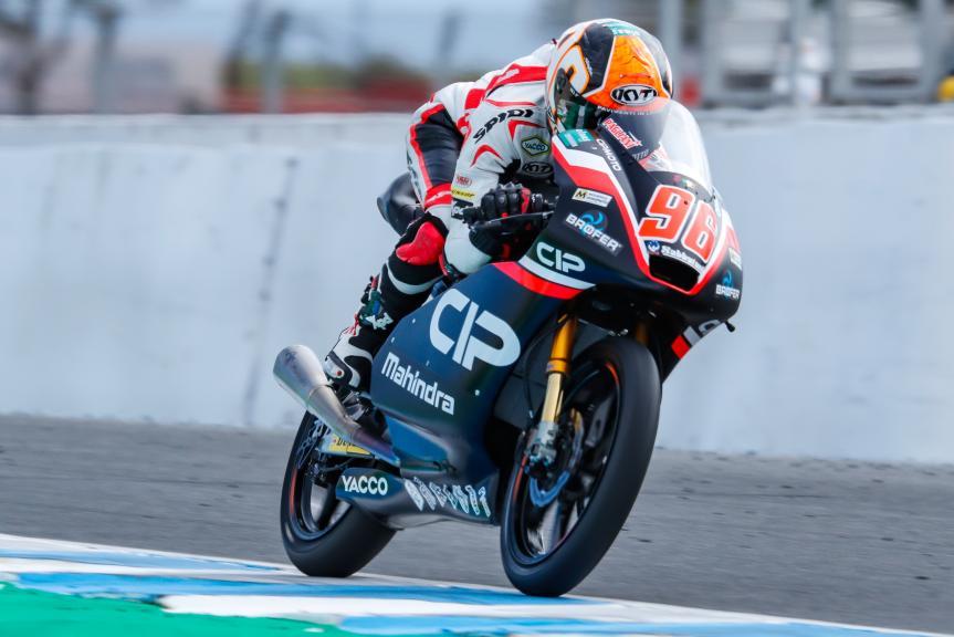Manuel Pagliani, CIP, Michelin® Australian Motorcycle Grand Prix